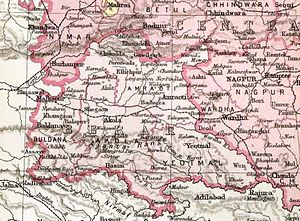Ellichpur District - Ellichpur District in the Imperial Gazetteer of India