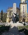 Első világháborús emlékmű (Szentgyörgyi István), 2019 Mezőtúr.jpg