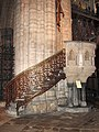 Ely Cathedral - Victorian pulpit - geograph.org.uk - 2168489.jpg