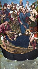 The Embarkation of James the Greater's Body at Jaffa