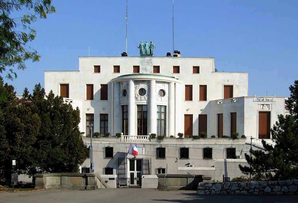 Embassy of France in Belgrade