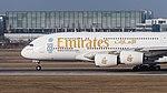 Emirates Airbus A380-861 A6-EDW MUC 2015 05.jpg