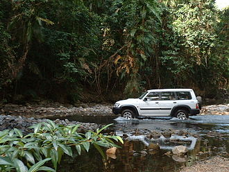 Far North Queensland - Bloomfield Track in the Daintree Rainforest