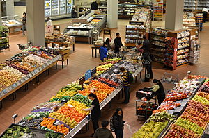 Loblaw Companies - Consumers shopping at Loblaws