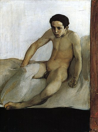 Magnus Enckell - The Awakening (1893)