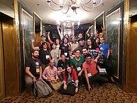 Encuentro de Iberocoop en Wikimanía 2018 03.jpg