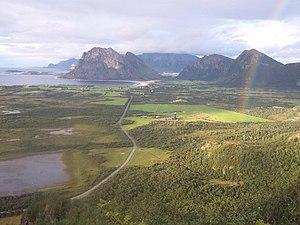 Engeløya - Image: Engeloy steigen