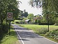 Entering London Minstead from Clay Hill, New Forest - geograph.org.uk - 54970.jpg