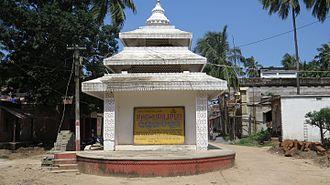 Raghurajpur - Entrance of Raghurajpur
