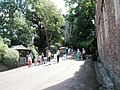 Entrance to Dunster Castle - geograph.org.uk - 925668.jpg