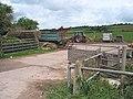 Entrance to farmyard - geograph.org.uk - 447520.jpg