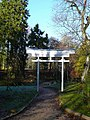 Entrance to the rebuilt Japanese Garden on Dalzell Estate - geograph.org.uk - 1605299.jpg
