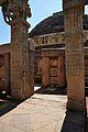 Entryway - North Gateway - Stupa 1 - Sanchi Hill 2013-02-21 4280.JPG