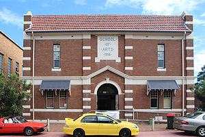 Epping, New South Wales - Epping Community Centre, originally known as the School of Arts