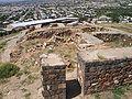 Erebuni Walls Yerevan.JPG
