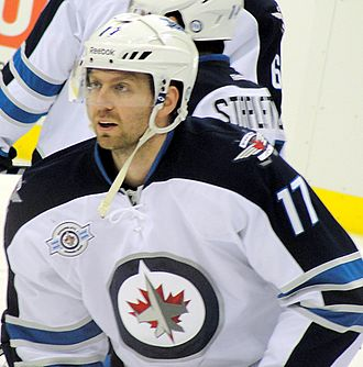 Eric Fehr - Fehr with the Jets in 2012.