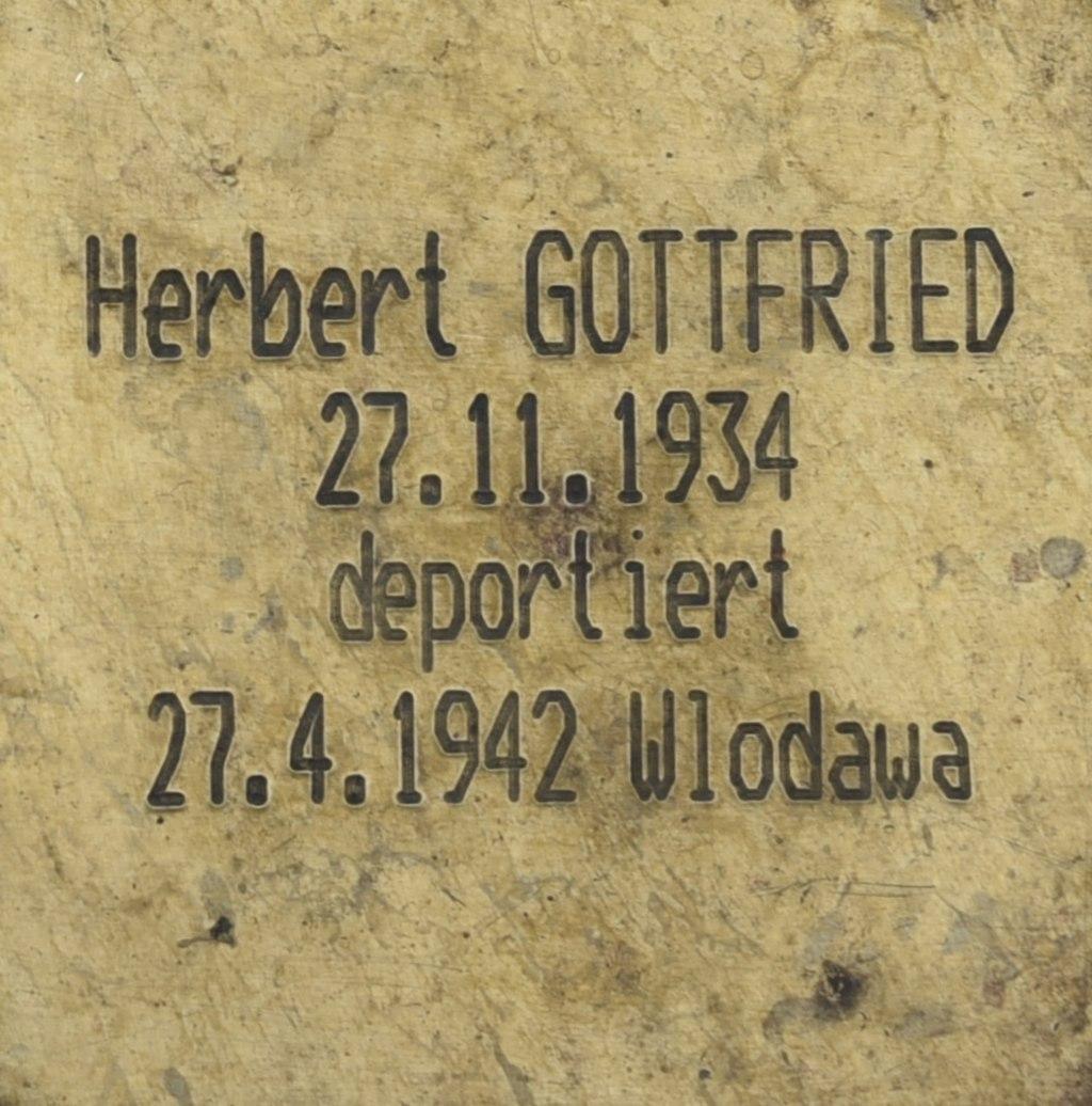 Erinnern für die Zukunft - Herbert Gottfried.JPG