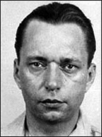 Operation Pastorius - Image: Ernest Peter Burger