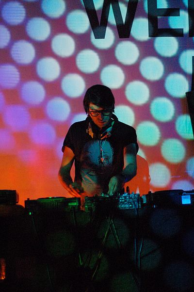 Picture of a band or musician: Erol Alkan