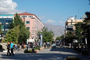 Erzincan city center