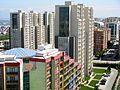 Esenyurt cumhuriyet mahallesi beylikduzu bölgesi istanbul innovia 1 ve eviva residence, newresidence teras manzarası.JPG