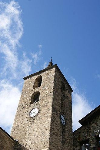 Església de Sant Corneli i Sant Cebrià d'Ordino - Església de Sant Corneli i Sant Cebrià d'Ordino