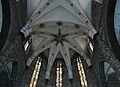 Església de santa Maria de Sagunt, volta del presbiteri.JPG