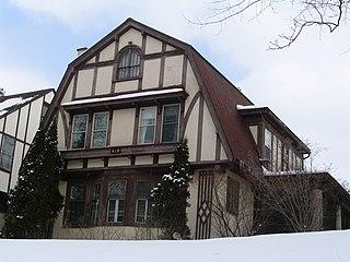 Estabrook House (Syracuse, New York) United States historic place