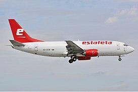 Estafeta Carga Aérea Wikipedia La Enciclopedia Libre