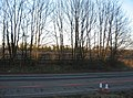 Evening sun on the A340 - geograph.org.uk - 1264526.jpg