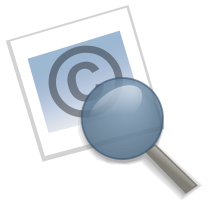Examine copyright icon.svg