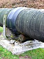 Expansion joint on water pipe - geograph.org.uk - 1011719.jpg