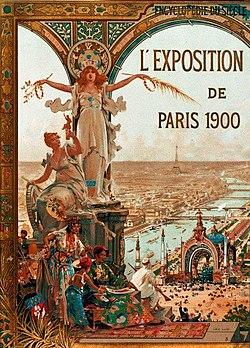 Exposition universelle de 1900 wikip dia for Piani di costruzione di stand del ristorante