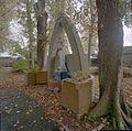 Exterieur kloosterpark, beeld Maria met kind - Wittem - 20320889 - RCE.jpg