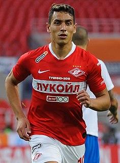 Ezequiel Ponce Argentine footballer