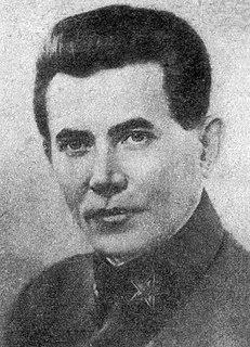 Nikolay Yezhov NKVD director under Joseph Stalin