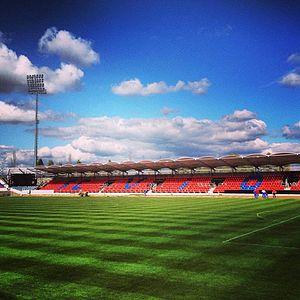 Štadión FC ViOn - Image: FC Vi On stadium 3