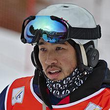 FIS Moguls World Cup 2015 Finals - Megève - 20150315 - Sho Kashima.jpg