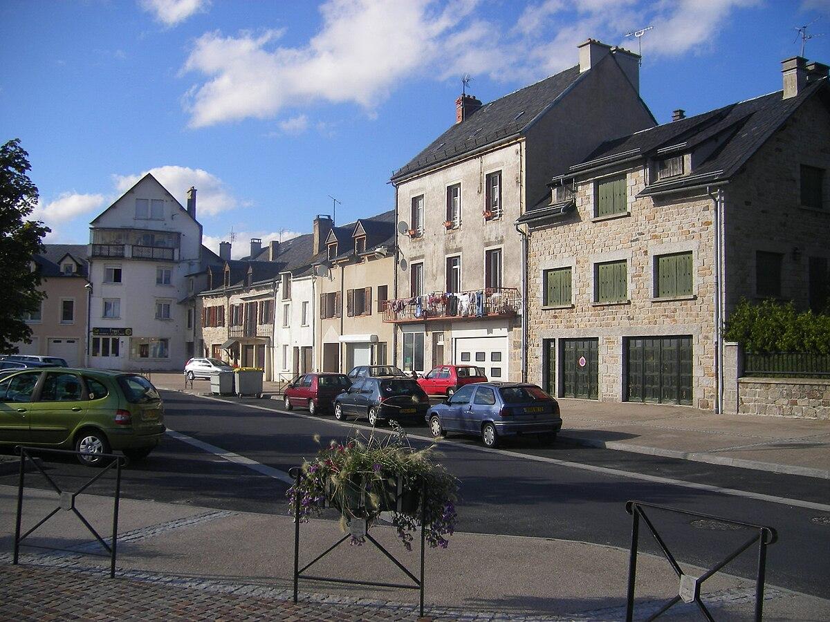 Hotel St Chely D Apcher