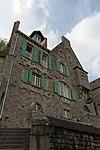 Façade de la propriété de l'Hermitage (Le Mont-Saint-Michel, Manche, France).jpg