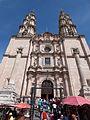 Fachada de la Catedral Basílica de Nuestra Señora de San Juan de los Lagos.JPG
