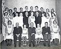 Falstadfanger og personale på Levanger sykehus - Falstad prisoners and staff at Levanger Hospital (5319917134).jpg