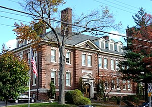 Hastings-on-Hudson, New York - Farragut school