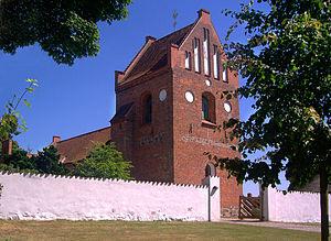 Farum - Farum church