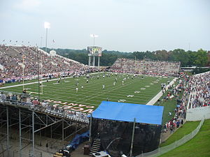 Tom Benson Hall of Fame Stadium - Tom Benson Hall of Fame Stadium in 2006