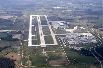 Northwest Arkansas Regional Airport - Image: Fayetteville S'dale XNA