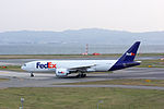 FedEx Express, FX5192, Boeing 777-FS2, N859FD, Departed to Guangzhou, Kansai Airport (17187431351).jpg