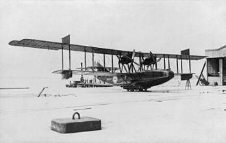 Felixstowe F.5 - Image: Felixstowe F.5 (Gosport Aircraft Company)