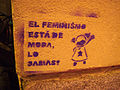 Feminism is the fashion spain.jpg