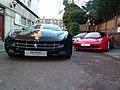 Ferarri Ferrari FF and 458 (6538757891).jpg
